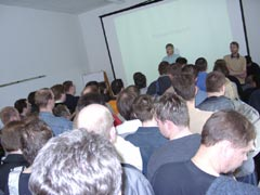 AmigaOS 4 event in Essen, Germany